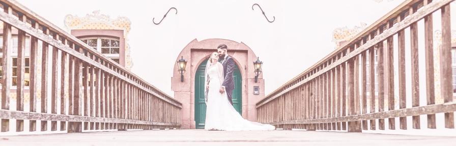 Hochzeitsfoto Schloss Inzlingen