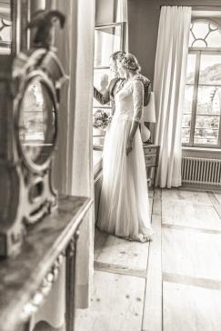 Hochzeitfoto Vintage