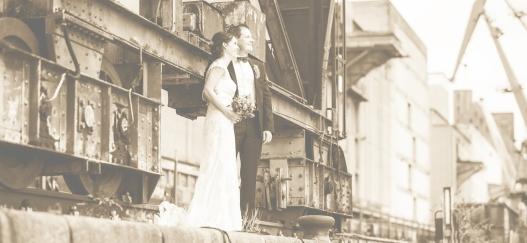 Hochzeit Basel Hafen