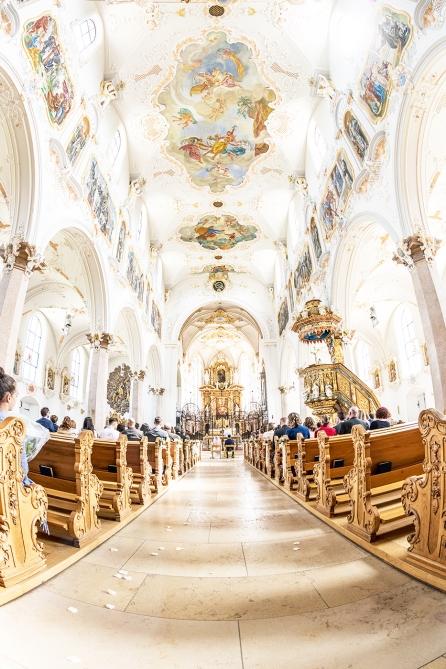 Hochzeitsfoto Mariastein