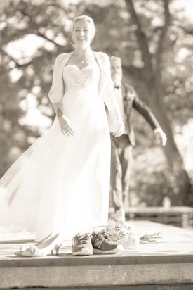 Hochzeitsfotos mit Gefühl
